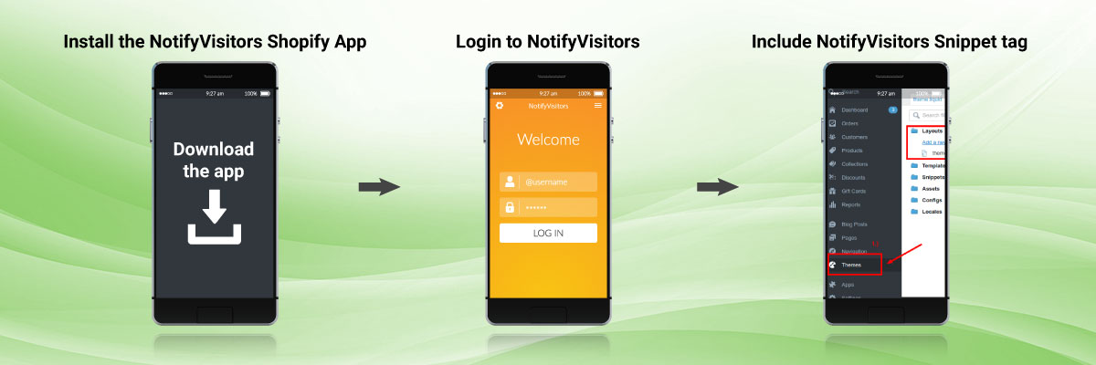 shopify-notification