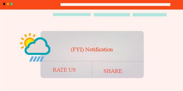FYI push notifications