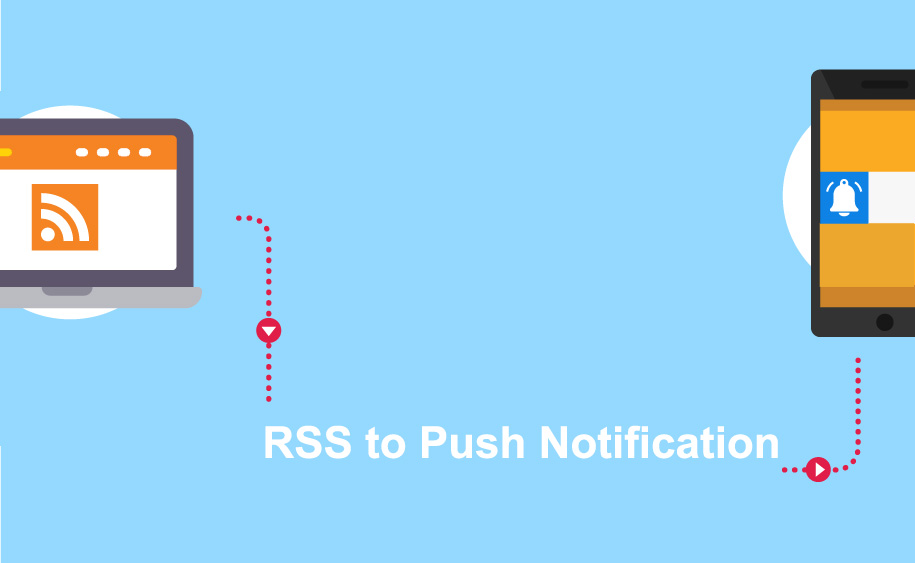 rss to push notification