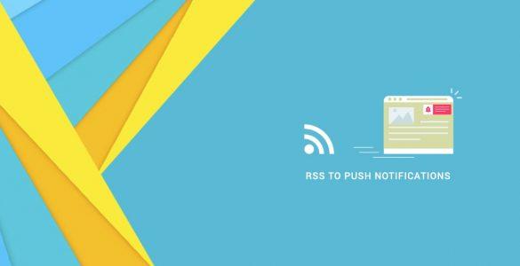rss push notifications