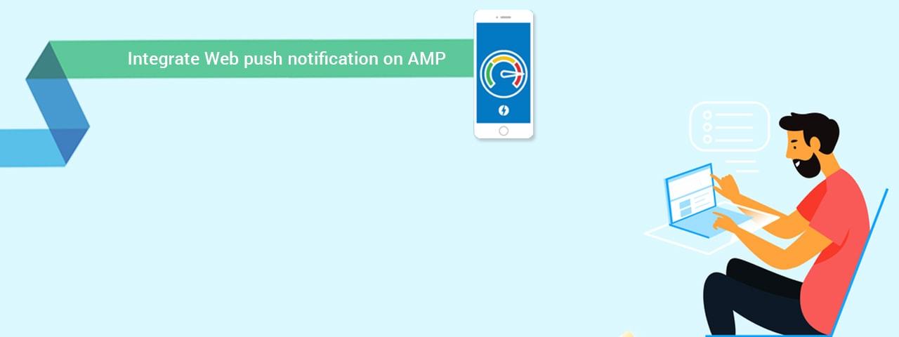 web push notification integration