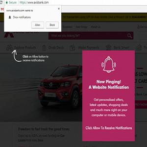 Importance of Web Push Notifications