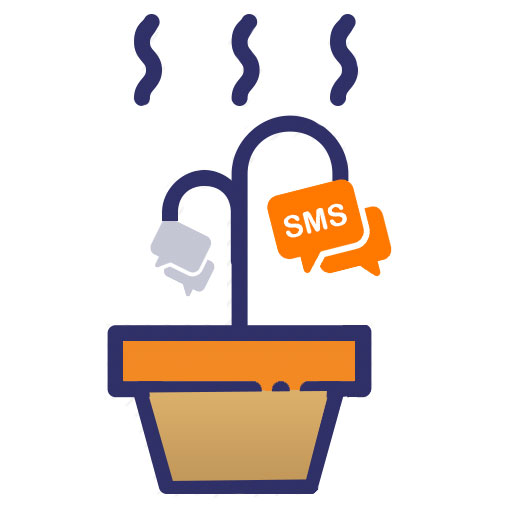 SMS is dying a slow death too