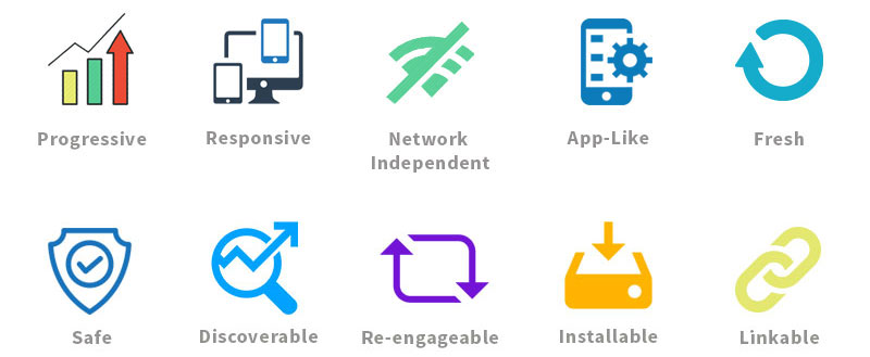 progressive web app benefits