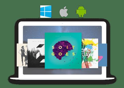 Windows Linux and mac supports PWA
