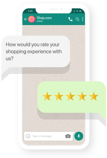 customer research through whatsapp business strategy