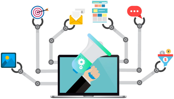 Features of Marketing automation software