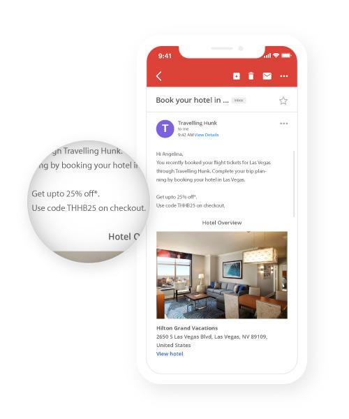 apply marketing segmentation to emails