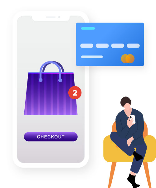 Make the checkout process simple