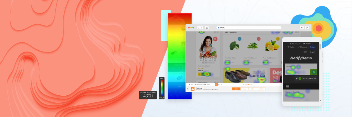 How To Optimize UX With Heatmap Software