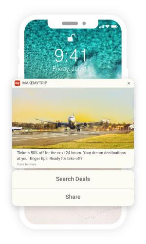 App push notifications