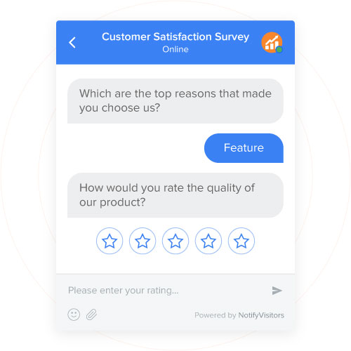 6. Give your users' immense satisfaction