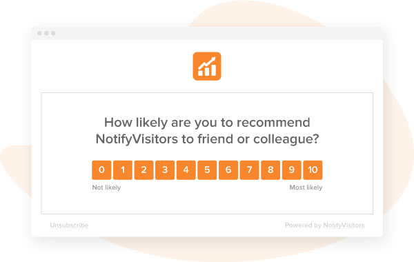 Collecting feedback from surveys