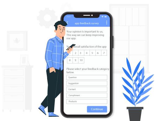 Mobile App Feedback Survey
