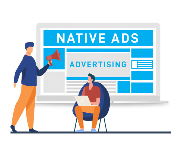 Use native ads