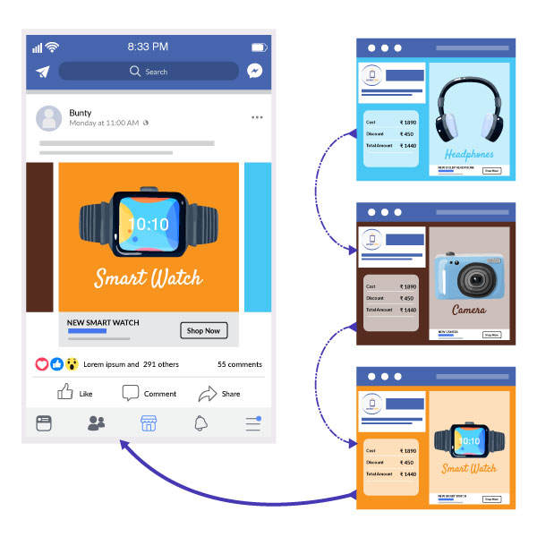 Use Facebook Ads With Re-Targeting