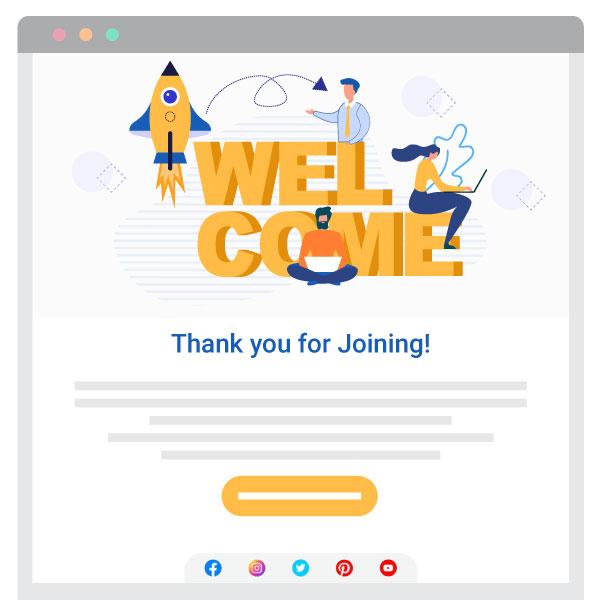 Welcoming-subscribers