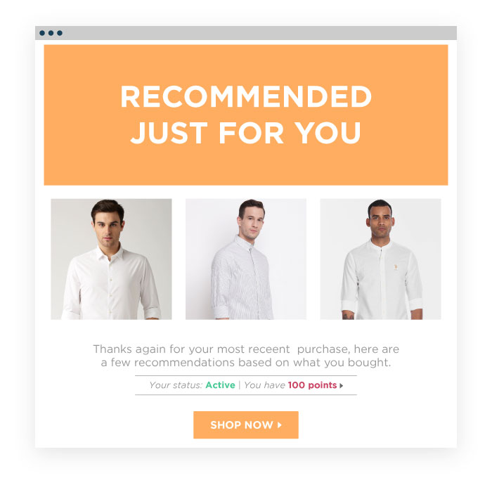 Product-recommendations