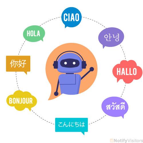 Multi-language-support