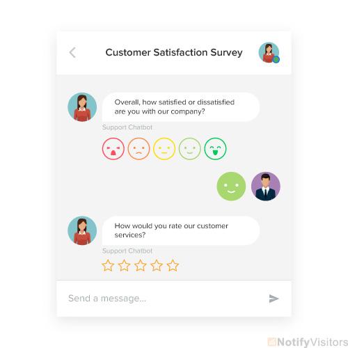 Survey-chatbots